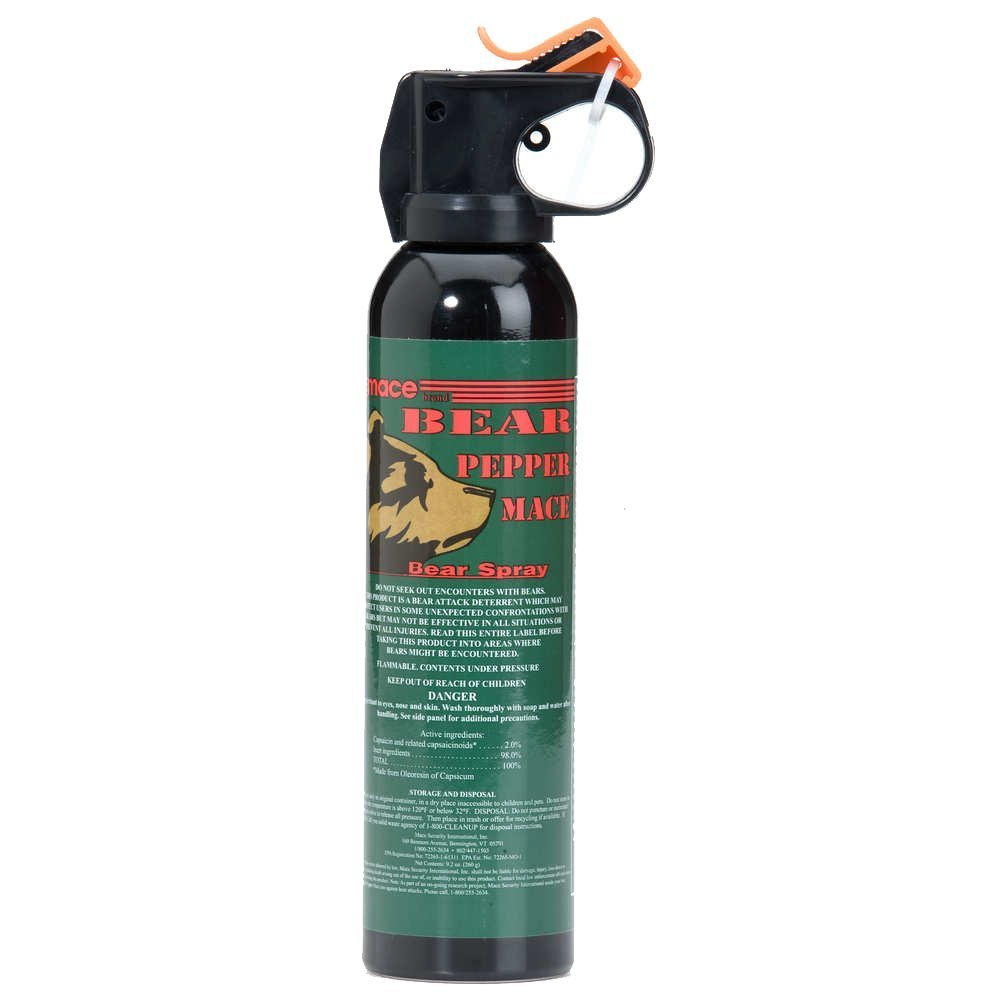 Bear Protection With Frontiersman Bear Spray: 5 Best Bear Spray For Grizzlies Reviews: List & Comparison