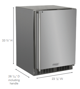 22 Best Outdoor Refrigerator Reviews Top Rated For April