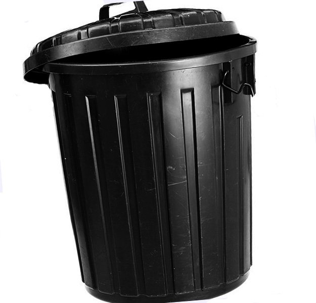 7105d5766faced The 12 Best Outdoor Trash Cans Reviews: List and Comparion for 2019