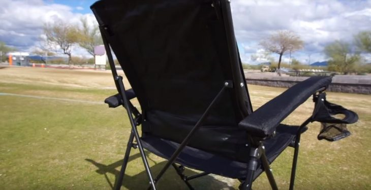 Best Camping Chairs For A Bad Back Reviews Top 5 In