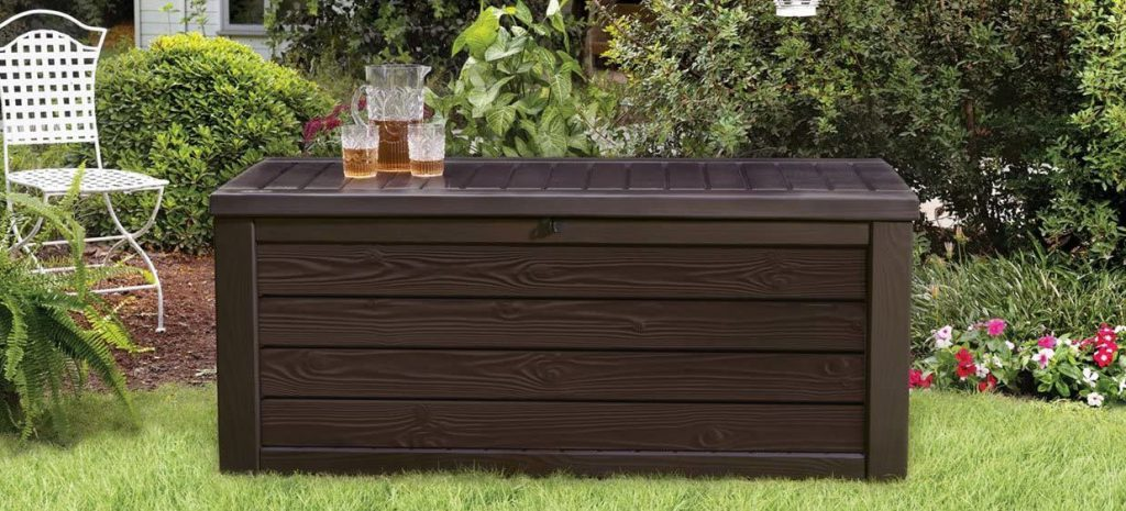 best waterproof outdoor storage