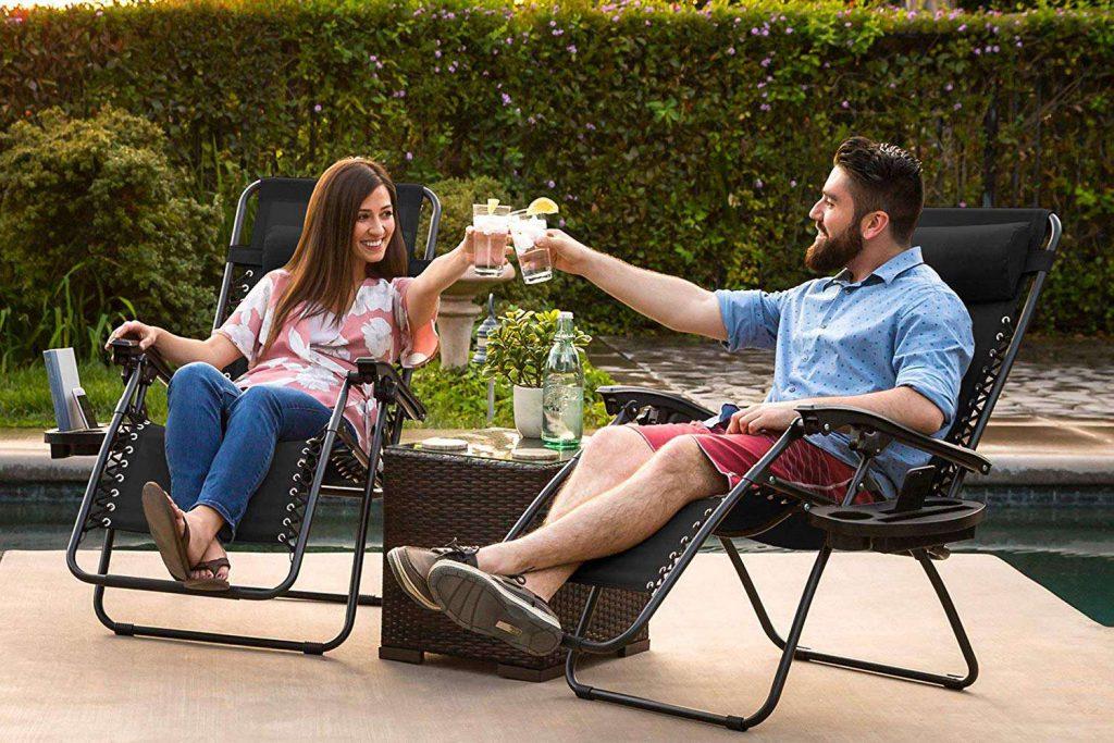 best outdoor recliner