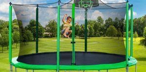best outdoor trampoline